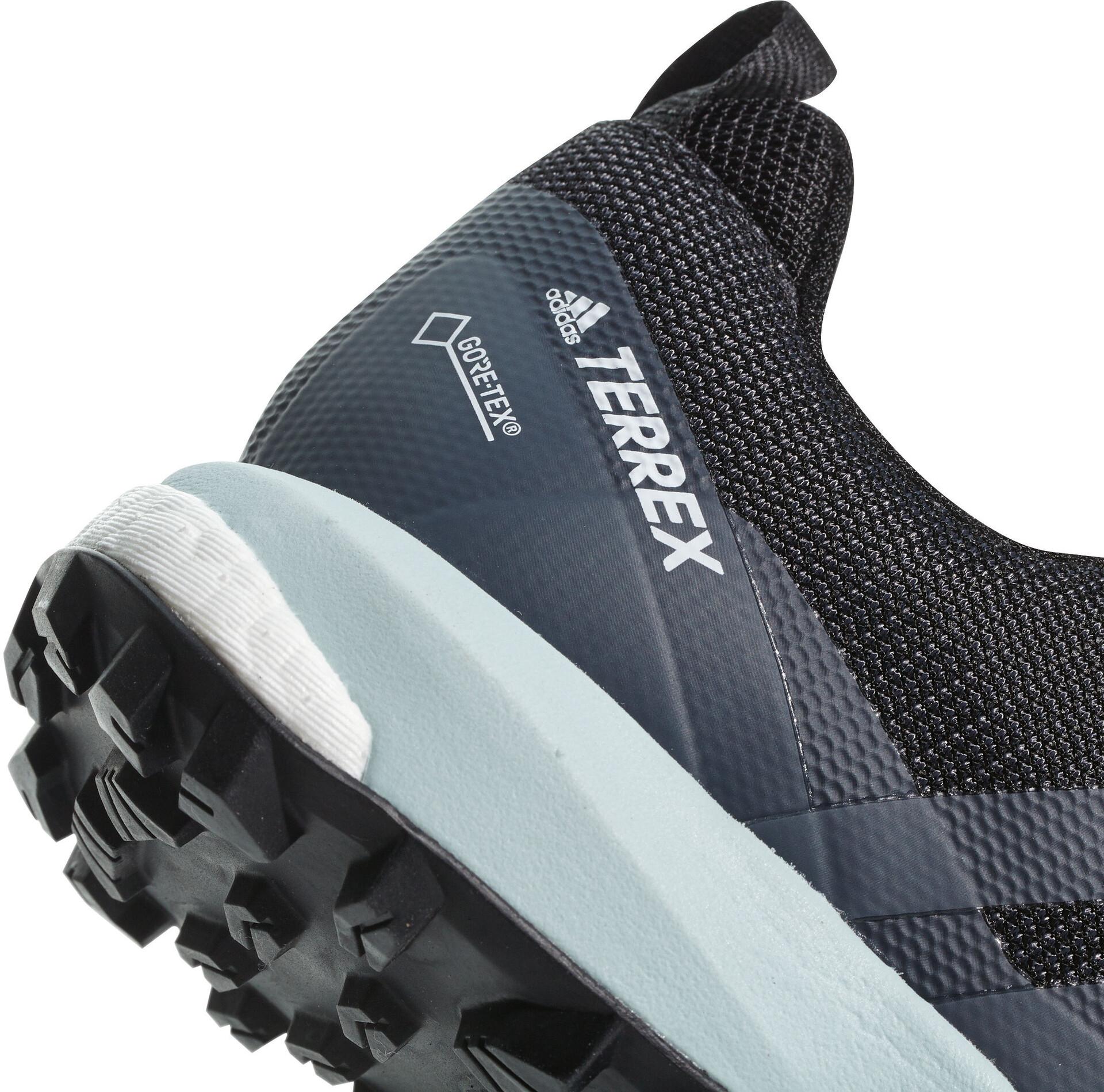 adidas TERREX Agravic GTX scarpe da corsa Donna nero/turchese